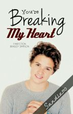 You're Breaking My Heart ( Fiction The Vamps ) by sandie110
