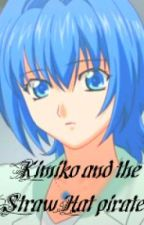 Kimiko and the Straw Hat pirates.  (a one piece fan-fic.)  ON HOLD by IrelandDreamer