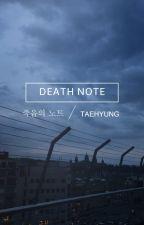 death note | taehyung by softbyun