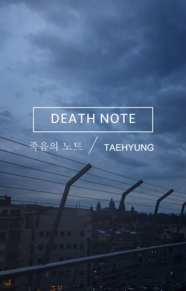 death note | taehyung