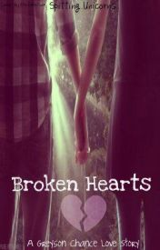 Broken Hearts; A Greyson Chance Love Story by spitting_unicorns