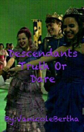 Descendants Truth Or Dare by VanicoleBertha