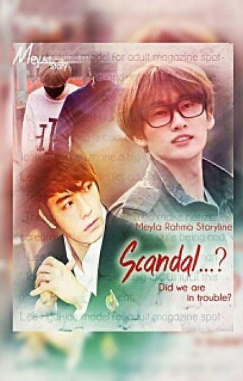 Scandal. . .?