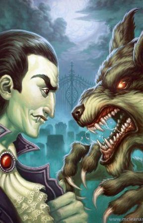 Werewolf Vs Vampire Rp by XxdramioneheadxX