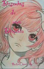Desenhos De Uma Demônia by Lucy_kawaii_chan