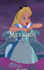 mermaids ✿ jikook by gravityfwlls