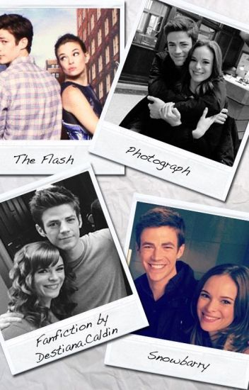 Photograph [Snowbarry AU]