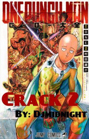One Punch Man Crack 2 by DjMidnight