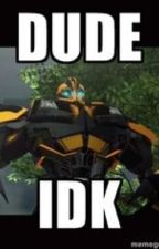 Transformers Prime spoofs and bloopers  by NarrowLightingstrike