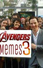 Avenger Memes 3 by BookNerd2410