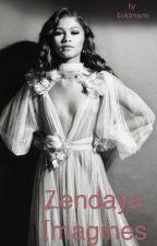 Zendaya Imagines. by Goldmami