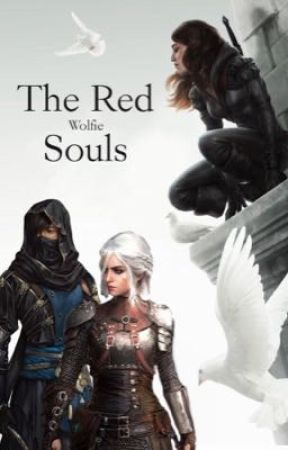 The Red Souls  by Wolfie_C