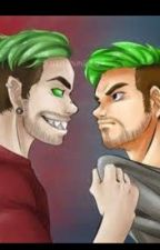 There's something about you (Antisepticeye x reader) by dunsfrhands