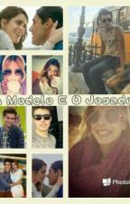 A Modelo E O Jogador  (Jortin) by LivrosTumblr