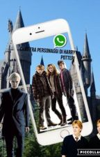 Chat tra personaggi di Harry Potter! by mikaelsongirl_