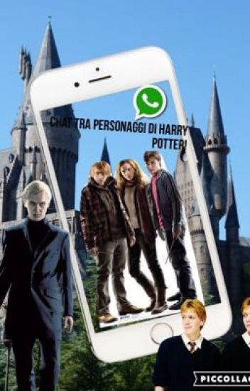 Chat tra personaggi di Harry Potter!