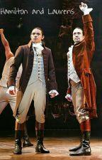 Hamilton and Laurens by dear-theodosiia