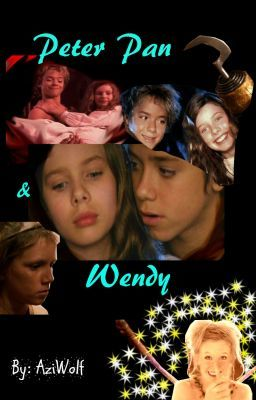 Once Upon A Time Peter Pan And Wendy Kiss