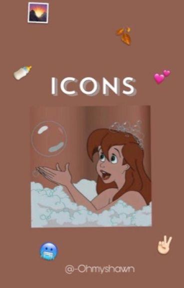 Icons; ❀
