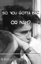 {1&2} So, You Gotta Bae, Or Nah?{ Magcon Fanfiction ~dutch Book} by BabyGurlxGrier