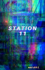 Station 11 by junhuispirit