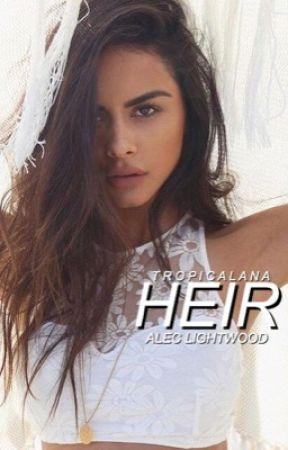 Heir || Alec Lightwood by tropicalana