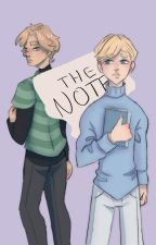 The Note (Garrance/Laurroth) by kittycat_58