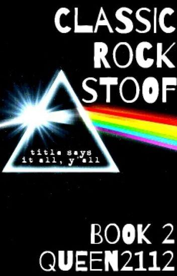 Classic Rock Stoof: Book 2