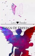 Levi x Reader~Wings Of Freedom by Error-Code-606