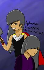 Aphmau Odinson by Arashi_Cloud