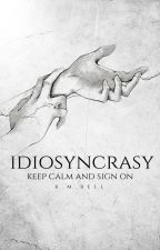 Idiosyncrasy ||Harry Potter by kmbell92