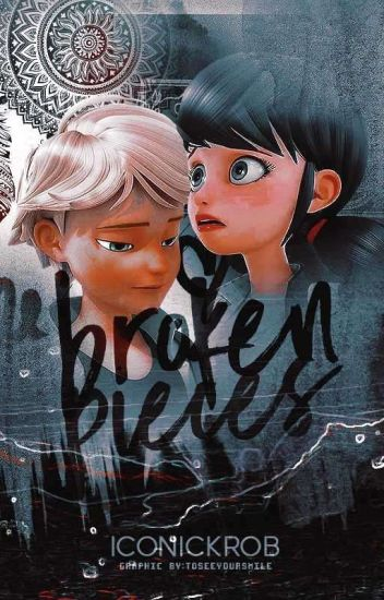 Broken Pieces - Adrienette