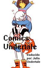 Comics de Undertale Graciosos xD by julia-undertale