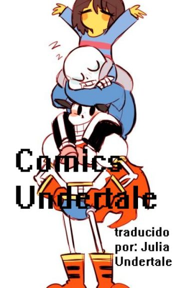 Comics de Undertale Graciosos xD
