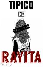 Tipico De Rayita by ale-ra