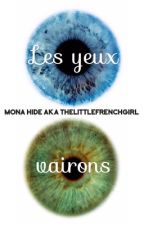 Les yeux vairons by TheLittleFrenchGirl