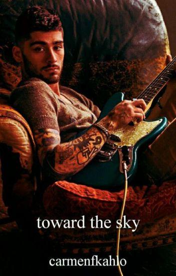 toward the sky • malik