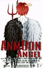 ❤ AnmOon & Angel by AmOolaLahmer