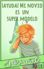 ¡Ayuda¡, Mi novio es un super modelo.  by Dizay28