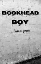 bookhead boy » tardy  by lu-niall