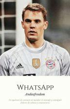 WhatsApp | Manuel Neuer by andiesfreedom