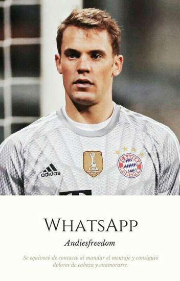WhatsApp | Manuel Neuer