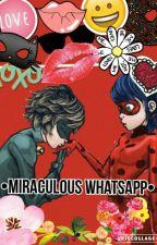 • Miraculous Whatsapp • by Adrinette_love