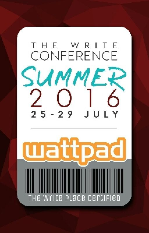 The Write Conference (Summer 2016) by The_Write_Place