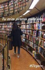 Tu m'as promis mille vies || Ziam by Zirgem