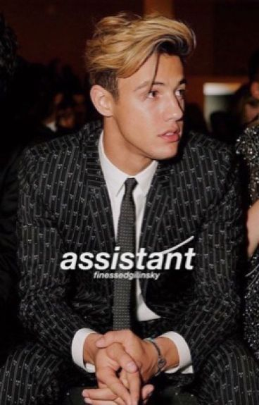 assistant + cameron dallas