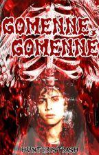 Gomenne,Gomenne... (Metallica,Jirk,Klars) by HamsterHunter