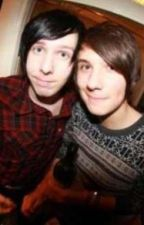 The Cake (A Phan One-Shot Thing) by kasetiel