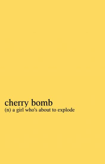 cherry bomb ➳ harry styles