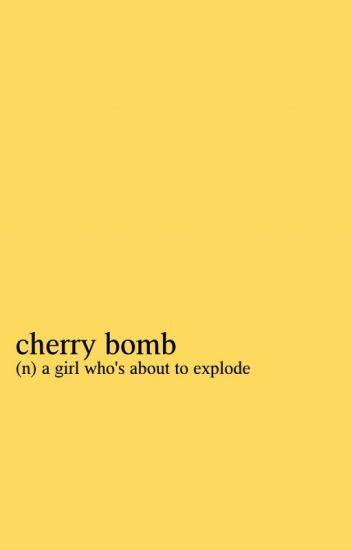 cherry bomb ❁ harry styles